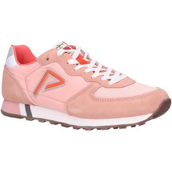 Zapatos Niña Zapatillas bajas Pepe jeans PGS30425 KLEIN ARCHIVE Rosa
