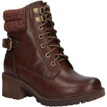 Zapatos Niña Botines Xti 57227 Marr?n