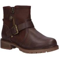 Zapatos Niña Botines Xti 57262 Marr?n