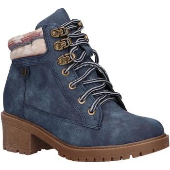 Zapatos Niña Botines Xti 56624 Azul