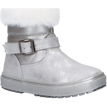 Zapatos Niña Botas de nieve Xti 55853 Plateado