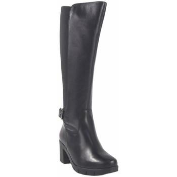 Zapatos Mujer Botines Maria Jaen Bota señora  1142n negro Negro