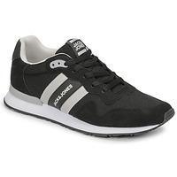 Zapatos Hombre Zapatillas bajas Jack & Jones JFW STELLAR MESH 2.0 Negro / Blanco