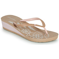 Zapatos Mujer Chanclas Isotoner FRADA Beige