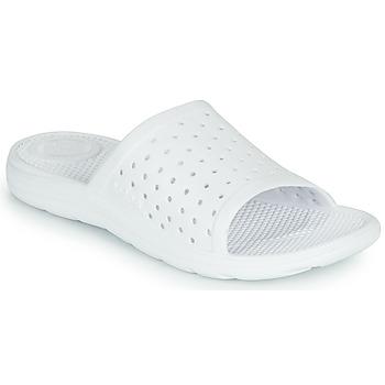 Zapatos Mujer Chanclas Isotoner TOULA Blanco