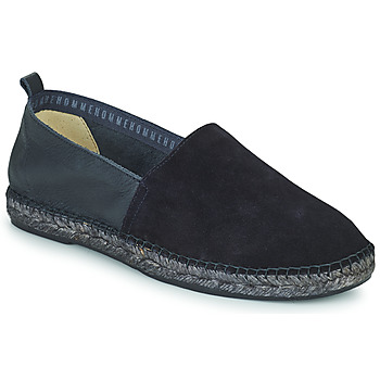 Zapatos Hombre Alpargatas Selected AJO NEW MIX Marino