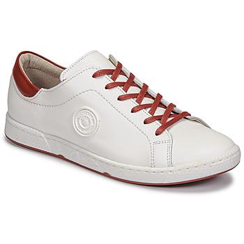 Zapatos Mujer Zapatillas bajas Pataugas JAYO F2G Blanco / Terracota