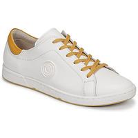 Zapatos Mujer Zapatillas bajas Pataugas JAYO F2G Blanco / Ocre