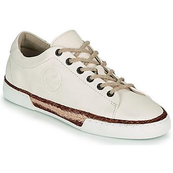 Zapatos Mujer Zapatillas bajas Pataugas LUCIA/N F2G Crudo
