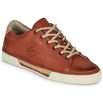 Zapatos Mujer Zapatillas bajas Pataugas LUCIA/N F2G Terracota