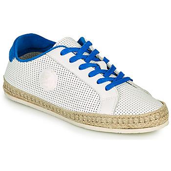 Zapatos Mujer Alpargatas Pataugas PALOMA F2F Blanco / Azul