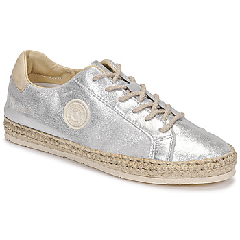 Zapatos Mujer Alpargatas Pataugas PAM/M F2E Plata