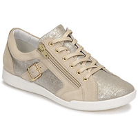 Zapatos Mujer Zapatillas bajas Pataugas PAULINE/T F2G Beige / Oro