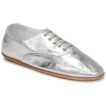 Zapatos Mujer Derbie Pataugas SULLY F2G Plata