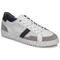 Zapatos Hombre Zapatillas bajas Pataugas MARCEL H2G Blanco / Marino