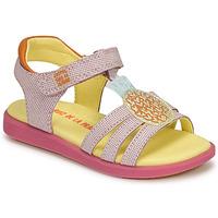 Zapatos Niña Sandalias Agatha Ruiz de la Prada AITANA Rosa