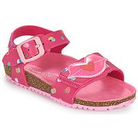 Zapatos Niña Sandalias Agatha Ruiz de la Prada BIO Rosa