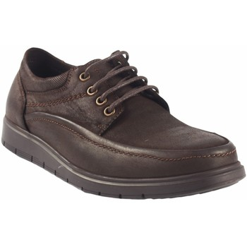 Zapatos Hombre Derbie Vicmart Zapato caballero  721 marron Marrón