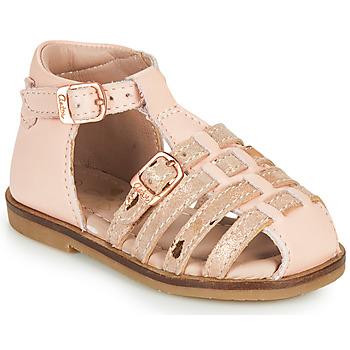 Zapatos Niña Sandalias Aster NINI Rosa