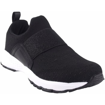 Zapatos Mujer Slip on B&w Zapato señora  28111 negro Negro