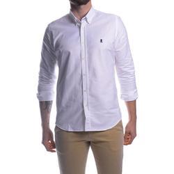 textil Hombre Camisas manga larga Elpulpo PM3005101 Blanco