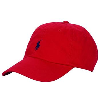 Accesorios textil Hombre Gorra Polo Ralph Lauren HSC01A CHINO TWILL Rojo