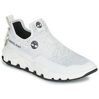 Zapatos Mujer Zapatillas bajas Timberland URBAN EXIT STOHL BOAT OX SNOW WHITE Blanco