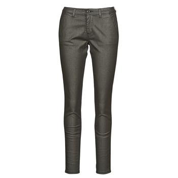 textil Mujer Pantalones con 5 bolsillos Le Temps des Cerises ANDREA Negro