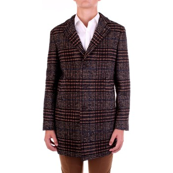 textil Hombre Abrigos Manuel Ritz 2932C4448-203731 marrón