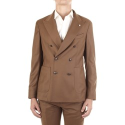 textil Hombre Chaquetas / Americana Manuel Ritz 2932G2738Y-200501 Camello