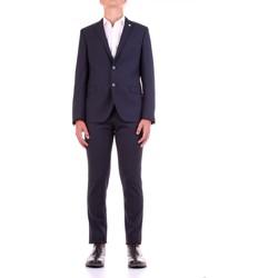 textil Hombre Trajes Manuel Ritz 2932A3318-203554 Azul