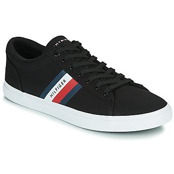 Zapatos Hombre Zapatillas bajas Tommy Hilfiger ESSENTIAL STRIPES DETAIL SNEAKER Marino