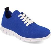 Zapatos Mujer Zapatillas bajas Cdn ECO01 Marino