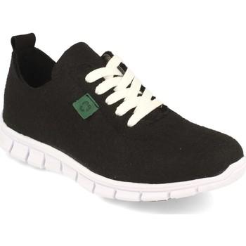 Zapatos Mujer Zapatillas bajas Cdn ECO01 Negro