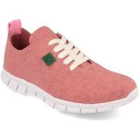 Zapatos Mujer Zapatillas bajas Cdn ECO01 Rosa