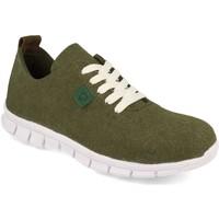 Zapatos Mujer Zapatillas bajas Cdn ECO01 Verde