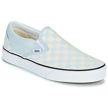Zapatos Slip on Vans CLASSIC SLIP ON Azul
