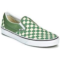 Zapatos Hombre Slip on Vans CLASSIC SLIP ON Verde