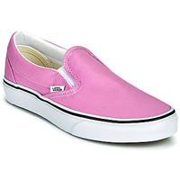 Zapatos Mujer Slip on Vans CLASSIC SLIP ON Lilas