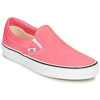 Zapatos Mujer Slip on Vans CLASSIC SLIP ON Rosa