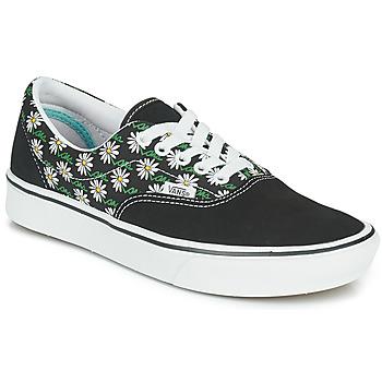 Zapatos Mujer Zapatillas bajas Vans COMFYCUSH ERA Negro / Blanco