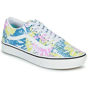 Zapatos Mujer Zapatillas bajas Vans COMFYCUSH OLD SKOOL Multicolor