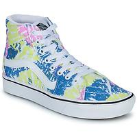 Zapatos Mujer Zapatillas altas Vans COMFYCUSH SK8 HI Multicolor