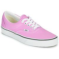 Zapatos Mujer Zapatillas bajas Vans ERA Lilas