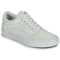 Zapatos Mujer Zapatillas bajas Vans OLD SKOOL Blanco