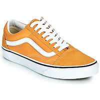 Zapatos Mujer Zapatillas bajas Vans OLD SKOOL Amarillo