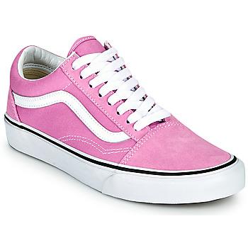 Zapatos Mujer Zapatillas bajas Vans OLD SKOOL Lilas