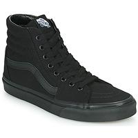 Zapatos Hombre Zapatillas altas Vans SK8 HI Negro