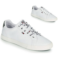 Zapatos Mujer Zapatillas bajas Tommy Jeans TOMMY JEANS CASUAL SNEAKER Blanco