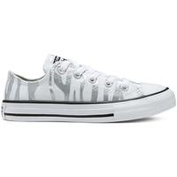Zapatos Niños Deportivas Moda Converse 667604C Blanco